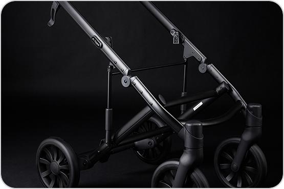 Anex E/Type Multifunctional Stroller Frame