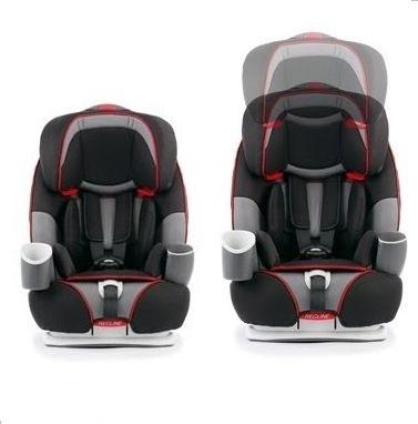 Graco Nautilus  In  Car Seat Remove Headrest
